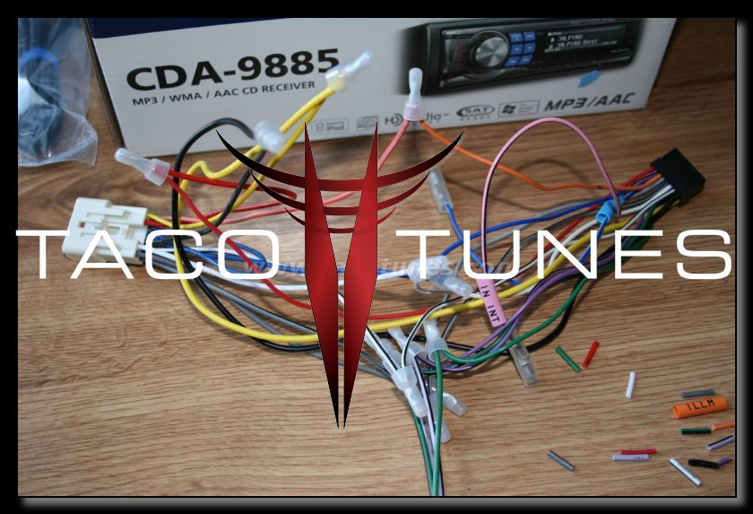 How to wire your 2010 Toyota Tacoma amplifier
