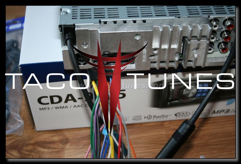 How to wire your 2010 Toyota Tacoma component speaker