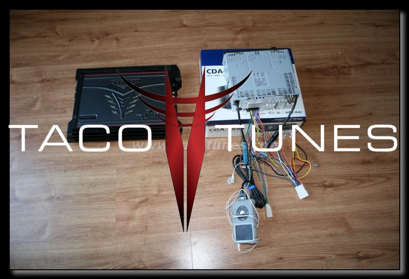 How to wire your 2006 Toyota Tacoma component speaker
