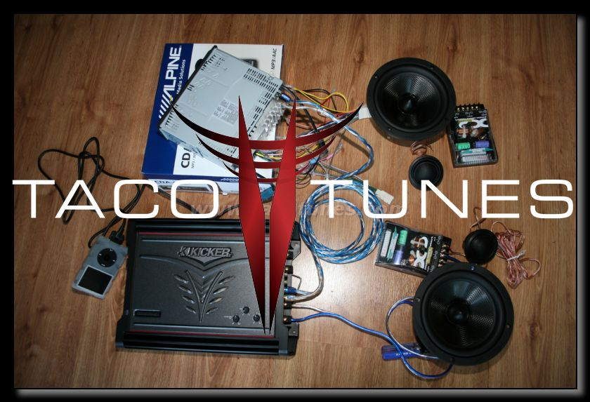 wire your 2005 Toyota Tacoma subwoofers