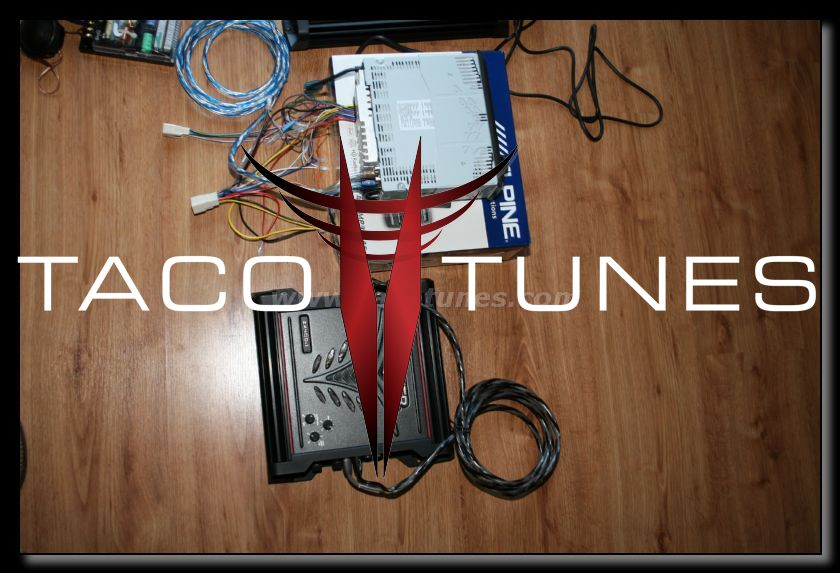 wire your 2007 Toyota Tacoma subwoofers