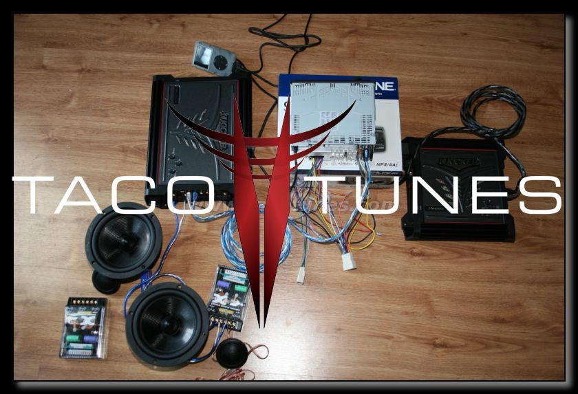 wire your 2009 Toyota Tacoma subwoofers