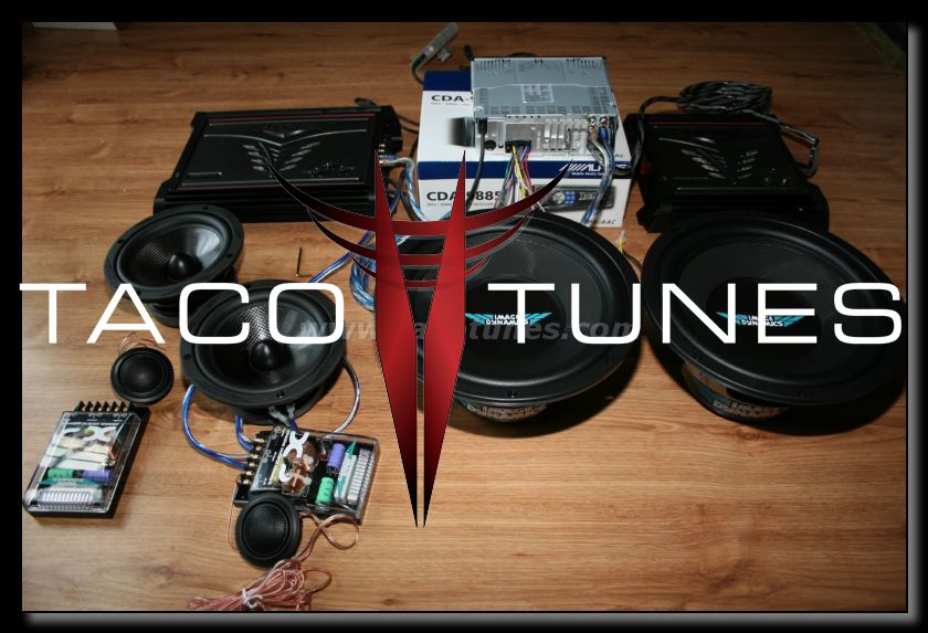 wire your 2010 Toyota Tacoma subwoofers