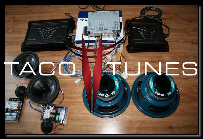 2010 Toyota Tacoma subwoofers wiring guide