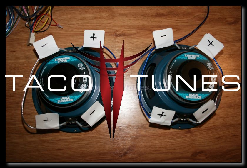2007 Toyota Tacoma subwoofers wiring guide