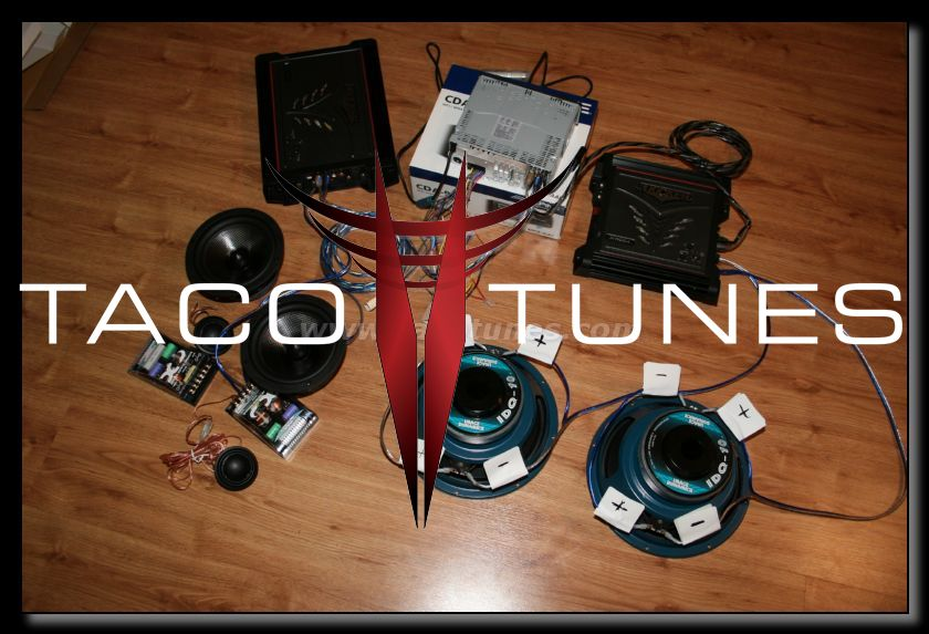 2006 Toyota Tacoma subwoofers wiring guide