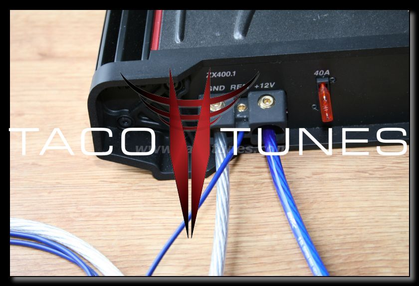 2009 Toyota Tacoma distribution blocks wiring guide