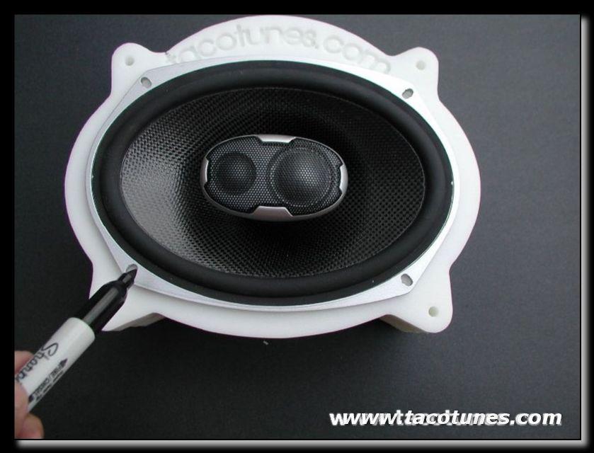 Toyota Tacoma Speaker