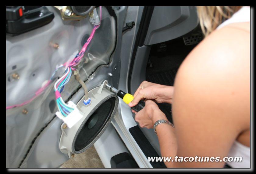car speaker removal 2