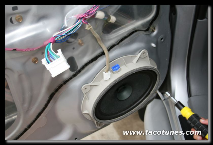 toyota speaker installation 4